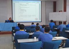 仙居新农组织电气培训